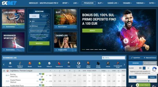 1XBET | ▷▷ Siti scommesse e bookmakers stranieri