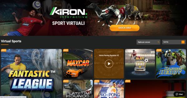 scommesse sport virtuali ed esports